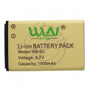 Аккумулятор KB-5C для рации WLN KD-C1