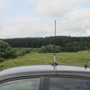 Автомобильные антенны для радиостанций