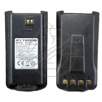 Аккумулятор Hytera HYT BL2001