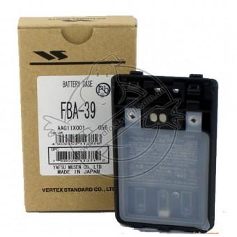 Батарейный отсек FBA-39  для раций Yaesu/Vertex