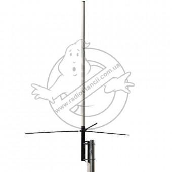 Стационарная всенаправленная антенна 5,5Дб 147-174МГц