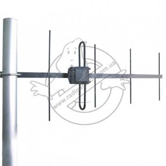 Стационарная направленная антенна 8Дб 145-173МГц