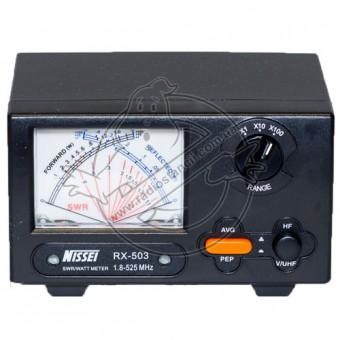 КСВ-метр, измеритель мощности Nissei RX-503