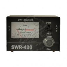 КСВ-метр, измеритель мощности Sunker SWR 420