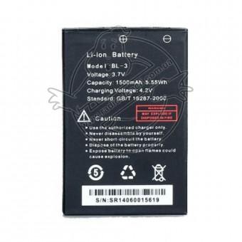 Аккумулятор Baofeng BL-3 для раций Baofeng UV-3R