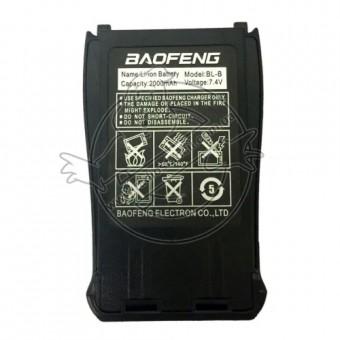Аккумулятор Baofeng BL-B 1800Mah для рации Baofeng UV-B5