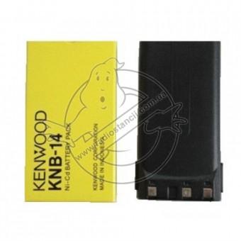 Аккумулятор Kenwood KNB-14 1300Mah