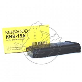 Аккумулятор Kenwood KNB-15A 1500Mah