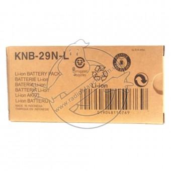 Аккумулятор Kenwood KNB-29N-L 2100Mah