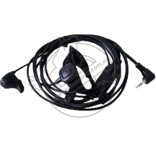 Гарнитура для рации с вибромикрофоном