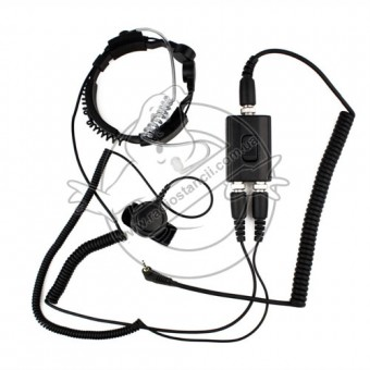 Гарнитура TAСTICAL PRO-A02 для рации Motorola (одноштыревая)
