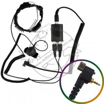 Гарнитура TAСTICAL PRO-A02 для рации Motorola (резьбовая)