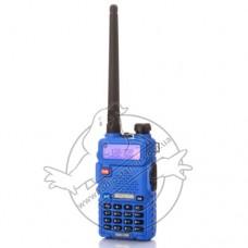 Рация Baofeng UV-5R синий