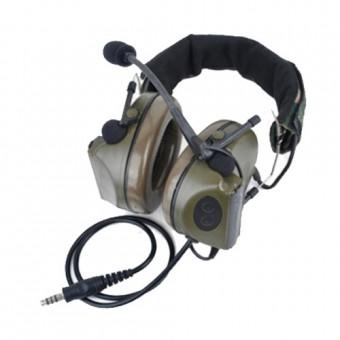 Гарнитура Tactical Comtac-II для радиостанций