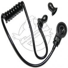 Воздуховод для гарнитуры с ларингофонами (темный)